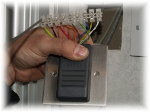 CAMS® Installing a HD Proxy Reader